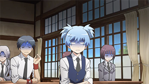 Extrait n°3 Assassination Classroom